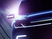 2016 Volkswagen Beijing Concept SUV Teasers , 1 of 4