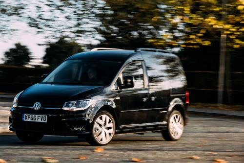 Volkswagen Caddy black edition