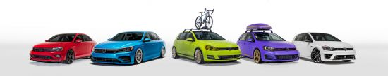 Volkswagen Enthusiast Vehicle Fleet