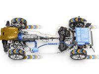 2016 Volkswagen T-Prime Concept GTE, 57 of 66
