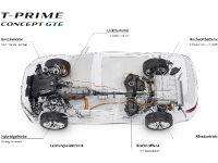 2016 Volkswagen T-Prime Concept GTE, 65 of 66