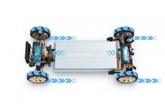 Volkswgen BUDD-e Concept