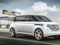 2016 Volkswgen BUDD-e Concept , 2 of 30
