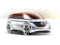 2016 Volkswgen BUDD-e Concept , 17 of 30