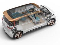 2016 Volkswgen BUDD-e Concept , 22 of 30