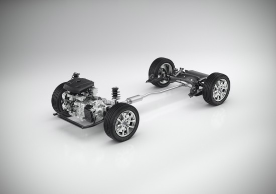 Volvo Concept Cars 40.1 and 40.2