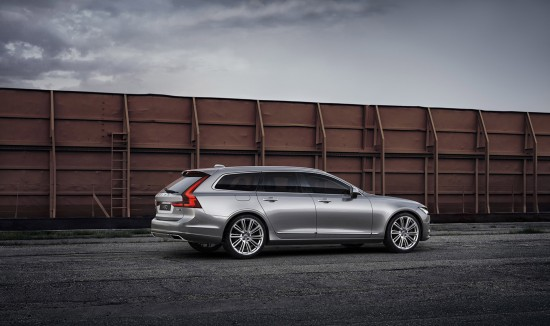 Volvo S90 and V90 with Polestar Performance Optimization