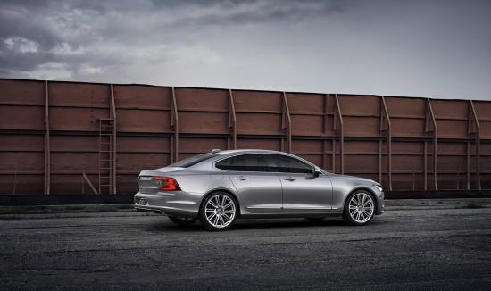 Volvo S90 and V90 with Polestar Performance Optimization