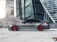 2016 Vorsteiner BMW M4 F8X Frozen Gray  , 1 of 5