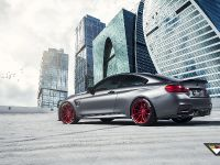 2016 Vorsteiner BMW M4 F8X Frozen Gray  , 2 of 5