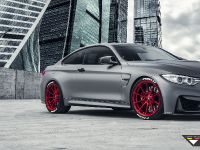 2016 Vorsteiner BMW M4 F8X Frozen Gray  , 3 of 5