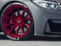 2016 Vorsteiner BMW M4 F8X Frozen Gray  , 4 of 5