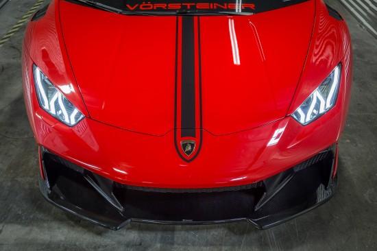 Vorsteiner Lamborghini Huracan Novara
