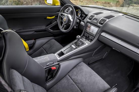 Vorsteiner Porsche GT4