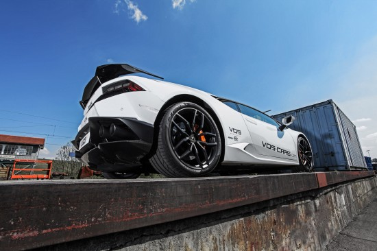 VOS Performance Lamborghini Huracan Final Edition
