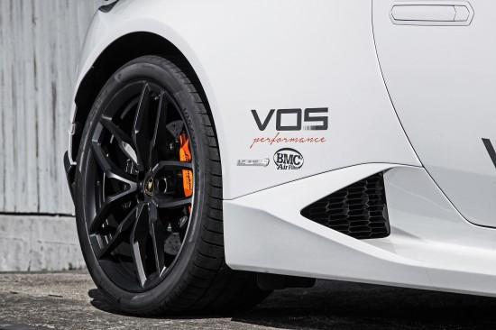 VOS Performance Lamborghini Huracan Final Edition
