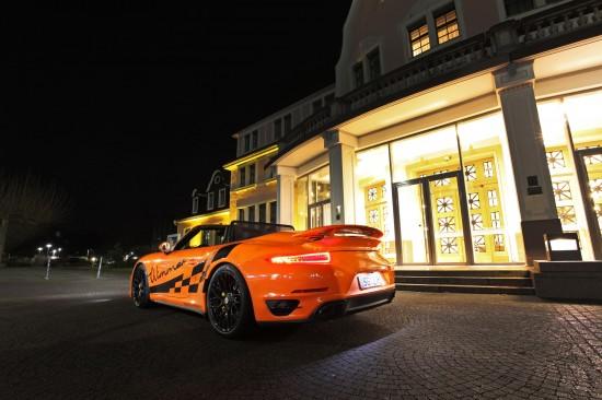 WIMMER Porsche 991 Turbo S Cabrio