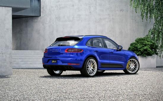 Wimmer Porsche Macan Turbo