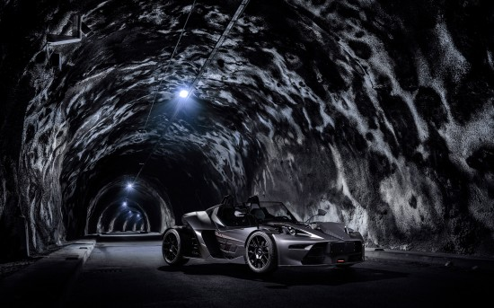 Wimmer RS KTM X-Bow GT Black Edition