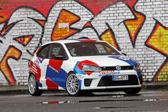 WIMMER RS Volkswagen Polo WRC
