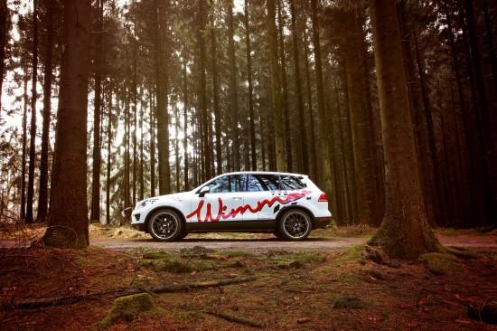 WIMMER Volkswagen Touareg Concept