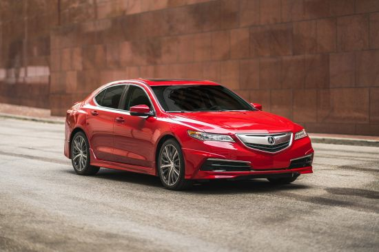 Acura TLX with GT Package