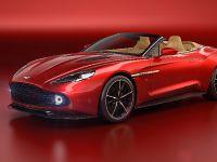 2017 Aston Martin Vanquish Zagato Volante , 2 of 9