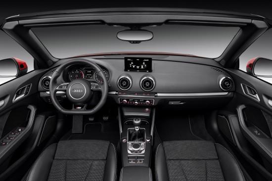 Audi A3 Cabriolet, A3 Sedan and S3 Sedan