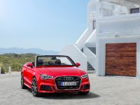 2017 Audi A3 Cabriolet, A3 Sedan and S3 Sedan , 1 of 11