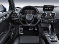 2017 Audi A3 Cabriolet, A3 Sedan and S3 Sedan , 6 of 11