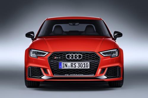 Audi RS-3 Sedan - фотография audi