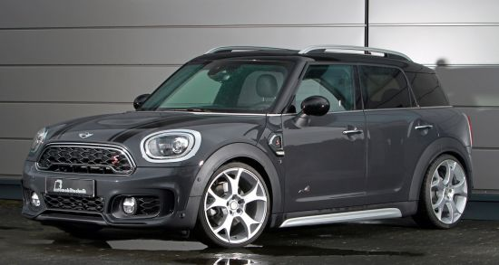 B&B Automobiltechnik MINI Cooper S Countryman