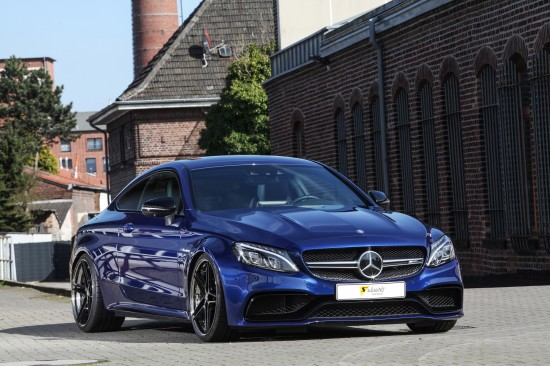 Best-Cars-and-Bikes Mercedes-AMG C 63