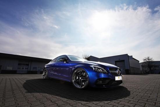 Best-Cars-and-Bikes Mercedes-AMG C 63