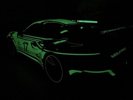 BlackBox-Ritcher Porsche 911 GT3 RS \