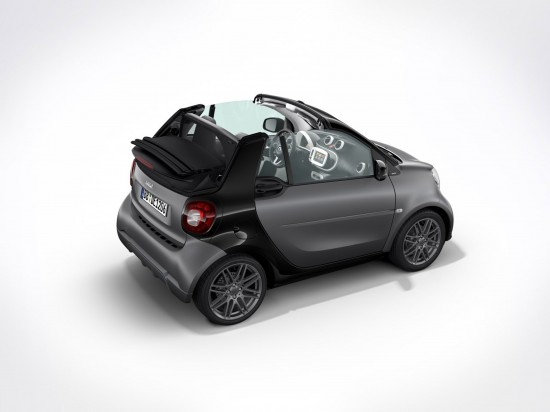 BRABUS mini Sport Package fortwo