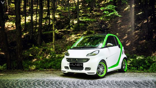 Brabus SMART fortwo by Vilner