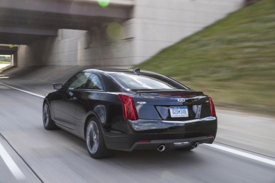 Cadillac ATS Coupe & ATS-V Sedan & CTS-V Sedan Carbon Black sport package