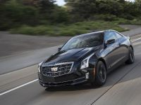 2017 Cadillac ATS Coupe & ATS-V Sedan & CTS-V Sedan Carbon Black sport package, 1 of 16