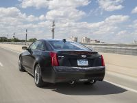 2017 Cadillac ATS Coupe & ATS-V Sedan & CTS-V Sedan Carbon Black sport package, 2 of 16
