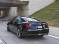 2017 Cadillac ATS Coupe & ATS-V Sedan & CTS-V Sedan Carbon Black sport package, 3 of 16