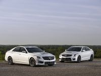 2017 Cadillac ATS Coupe & ATS-V Sedan & CTS-V Sedan Carbon Black sport package, 7 of 16