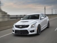 2017 Cadillac ATS Coupe & ATS-V Sedan & CTS-V Sedan Carbon Black sport package, 9 of 16