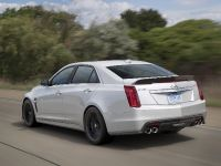 2017 Cadillac ATS Coupe & ATS-V Sedan & CTS-V Sedan Carbon Black sport package, 13 of 16