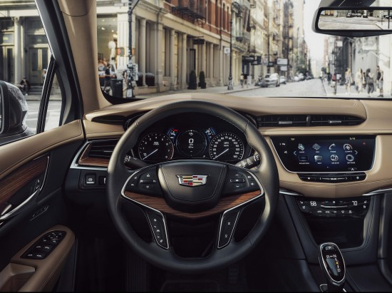 Cadillac XT5 Luxury Crossover