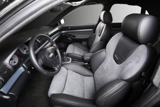 Carbon Motors Audi RS4 B5