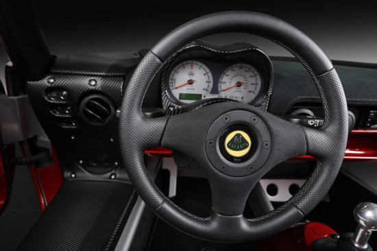 Carbon Motors Lotus Elise Series II