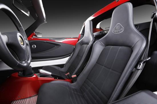 Carbon Motors Lotus Elise Series II