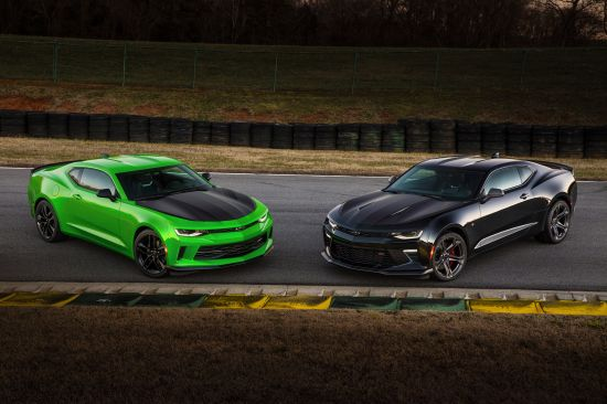 Chevrolet Camaro Performance Packages