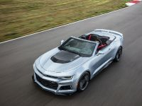 2017 Chevrolet Camaro ZL1 Convertible, 2 of 4